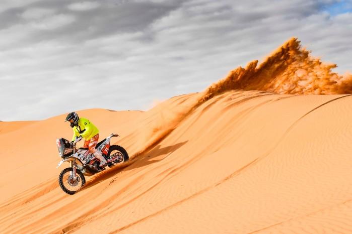 Krzysztof Jarmuz Dakar 2020 stage 6 20.49.51