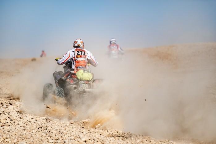 Dakar 2020 Arkadiusz Lindner stage 9 M51 0443