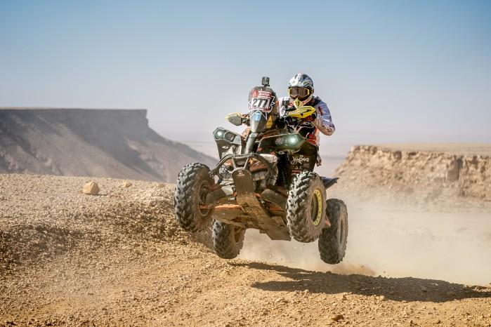 Dakar 2020 Lindner Arek stage 9 14L 277 Lindner M2100361