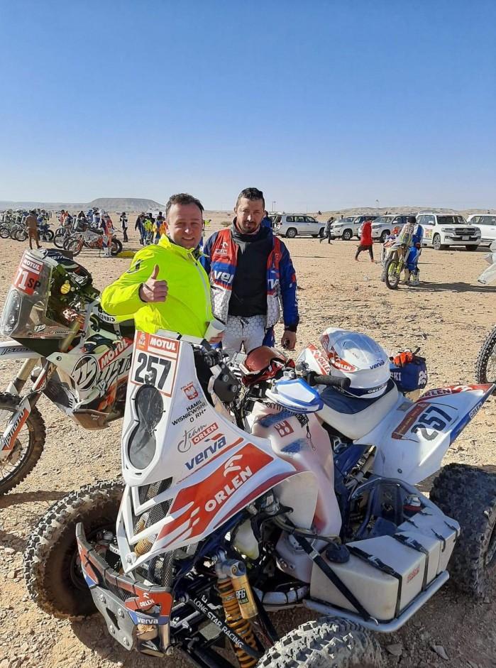 Dakar 2020 Krzysztof Jarmuz Kamil Wisniewski 09.37.38