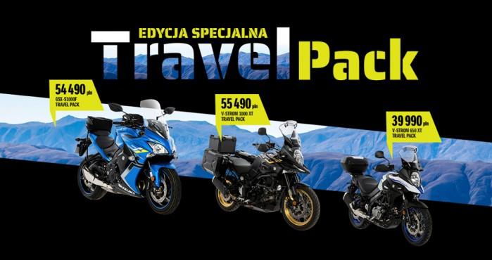 Suzuki Travel Pack