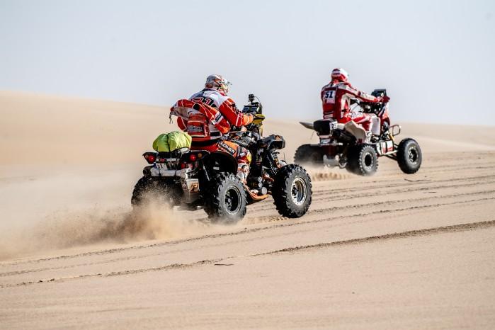 Dakar 2020 Arkadiusz Lindner marathon stage M138387