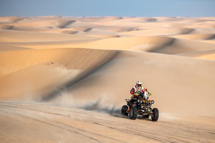Lindner 91 Dakar 2020 stage 10 M51 2264
