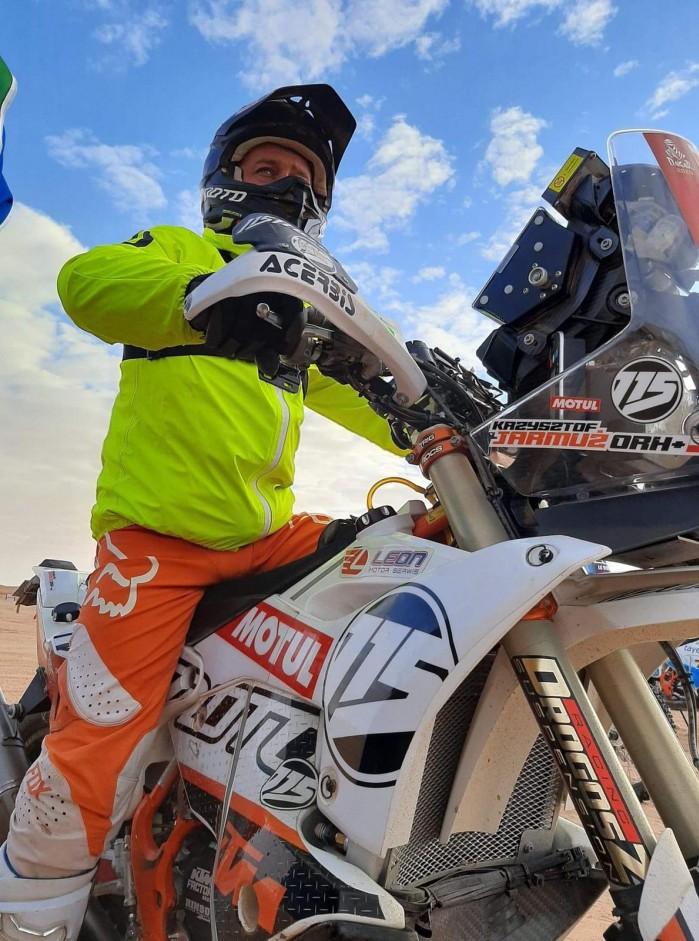 Dakar 2020 Krzysztof Jarmuz 06.21.45