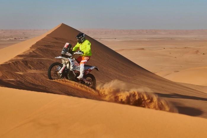 Dakar 2020 Krzysztof Jarmuz Arabia Saudyjska