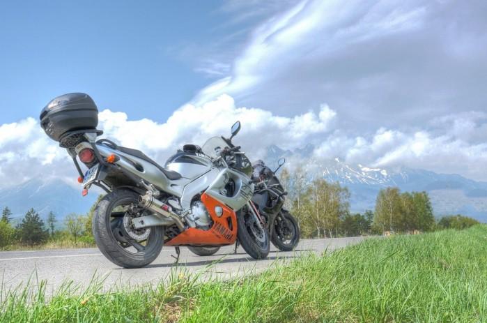 slowacja tatry motocykle thundercat