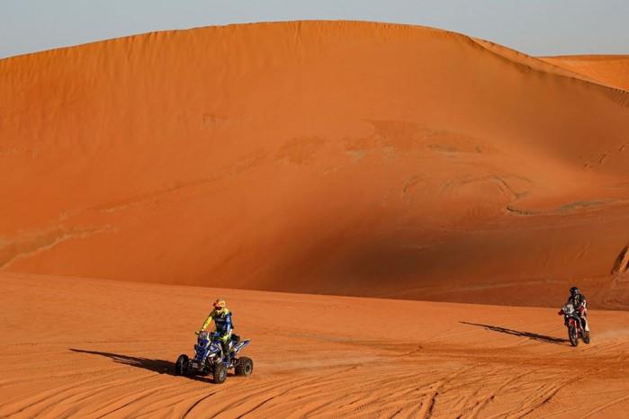 Dakar finalstage