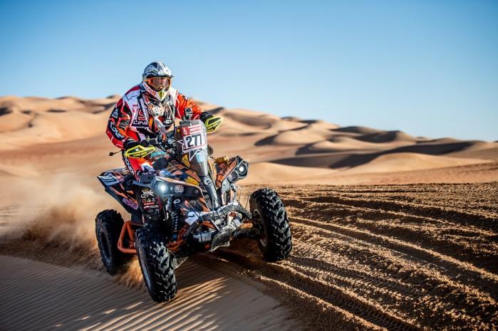 Dakar 2020 Arek Lindner stage 11 16L 277 M32 7808