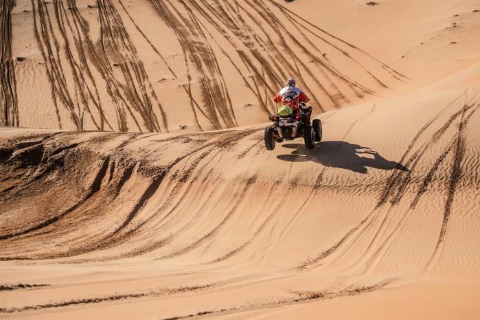 Dakar 2020 Arkadiusz Lindner Stage 11 M51 4236