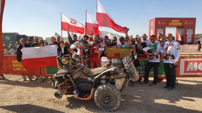 Rafa Arek team Polonia