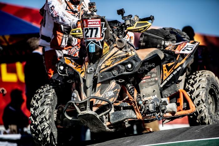 Arkadiusz Lindner meta Dakar 2020 M51 6604