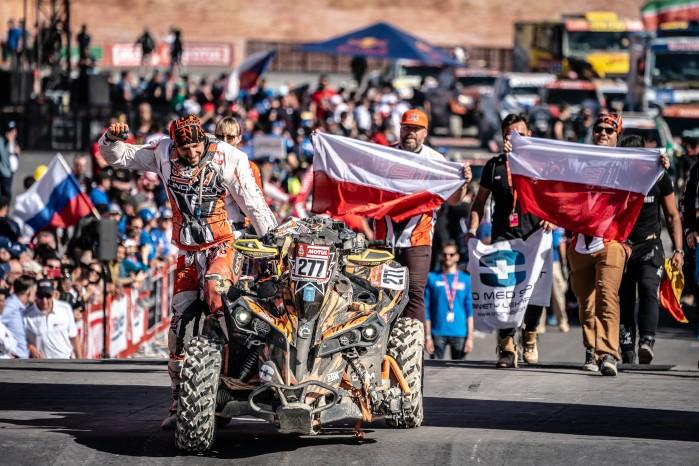 Dakar 2020 Arkadiusz Lindner meta M2102299