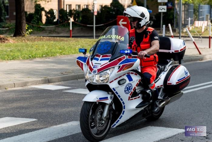 Moto Medic pasy
