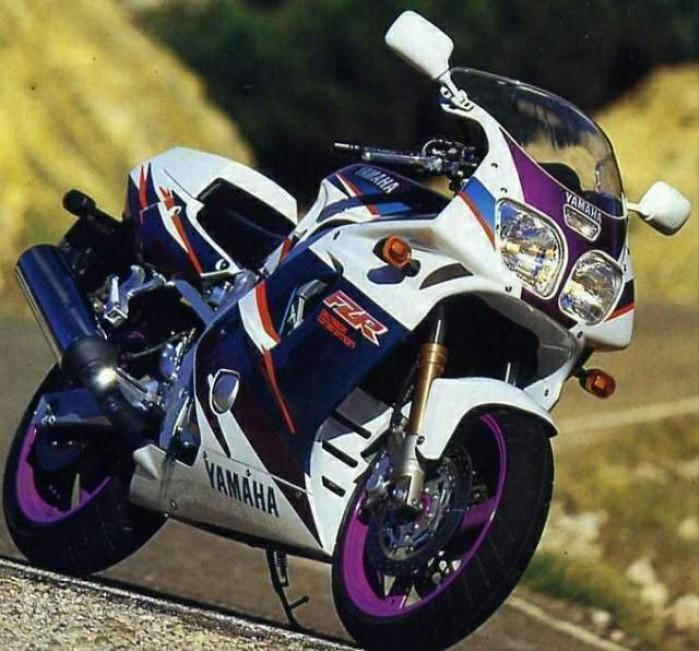 Yamaha FZR600R 1