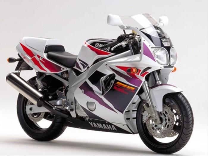 Yamaha FZR600R 4
