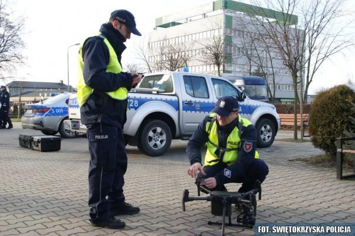 policyjne drony 01