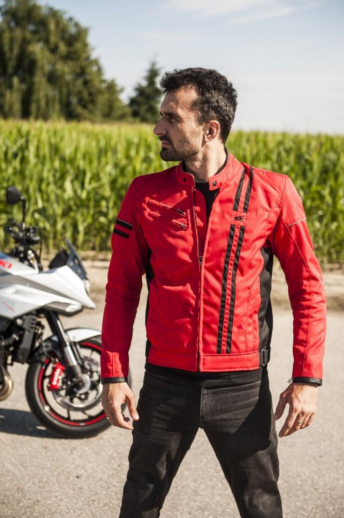 Spyke Rider summer 1