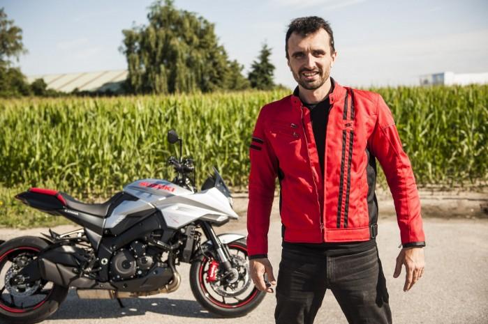 Spyke Rider summer 2