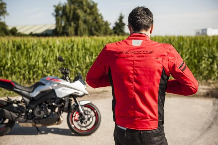 Spyke Rider summer 4