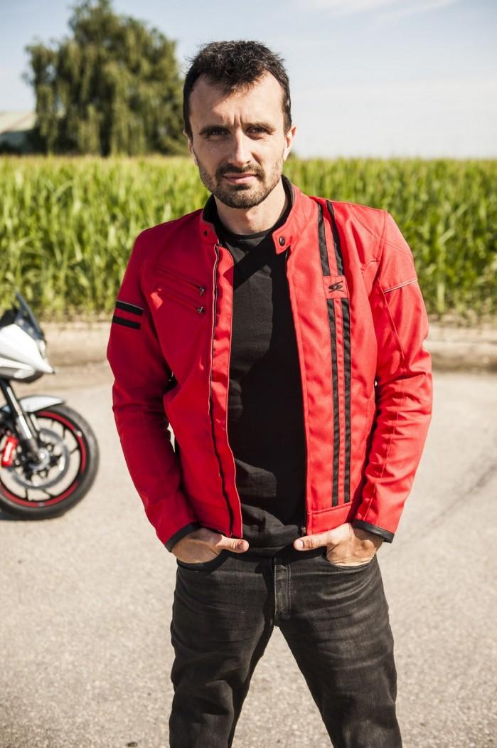 Spyke Rider summer 6