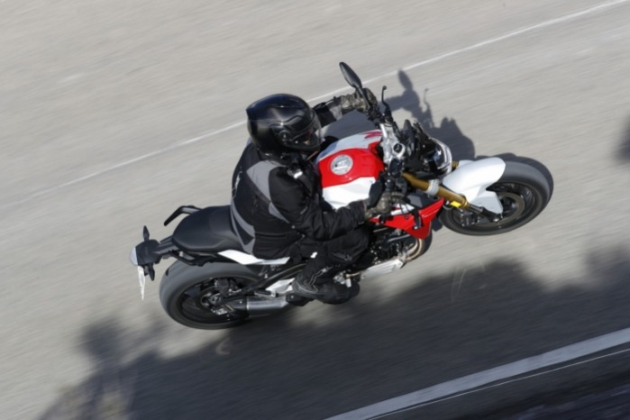 BMW F900R 2020 z gory