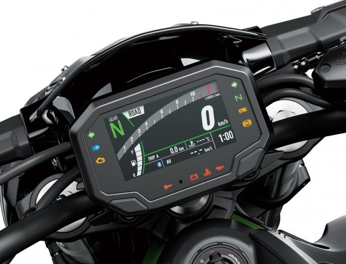 Kawasaki Z900MY2020 03 detail screen1