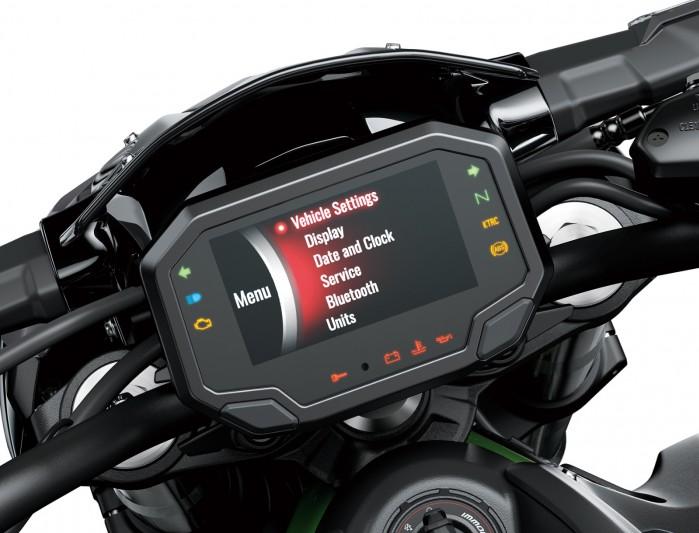 Kawasaki Z900MY2020 03 detail screen2