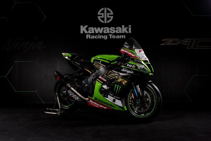 Kawasaki WSBK 2020 main