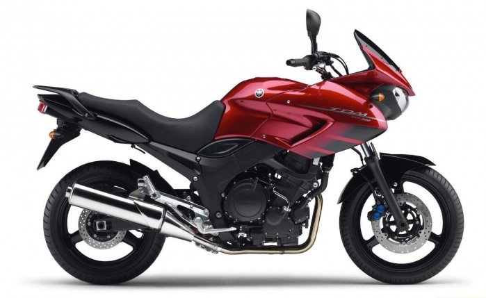 Yamaha TDM 900A 07 2