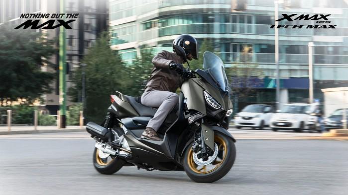 2020 Yamaha XMAX125ASP EU Tech Kamo Keyvisual 001 01