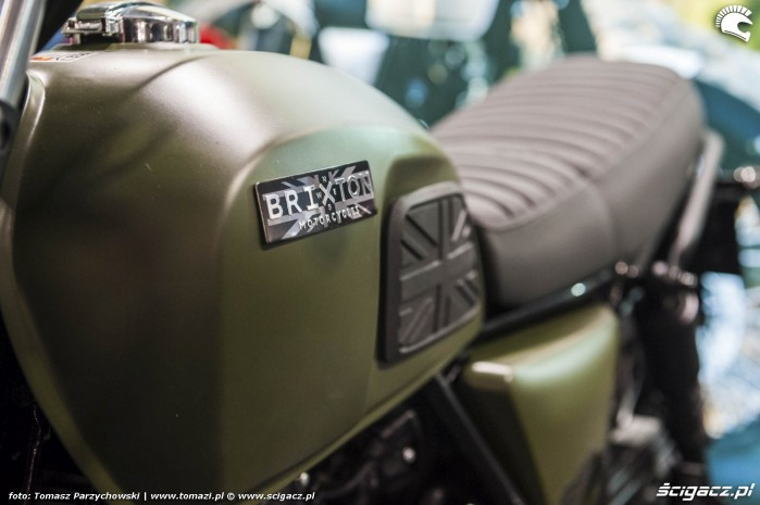 Warsaw Motorcycle Show 2019 Brixton 1