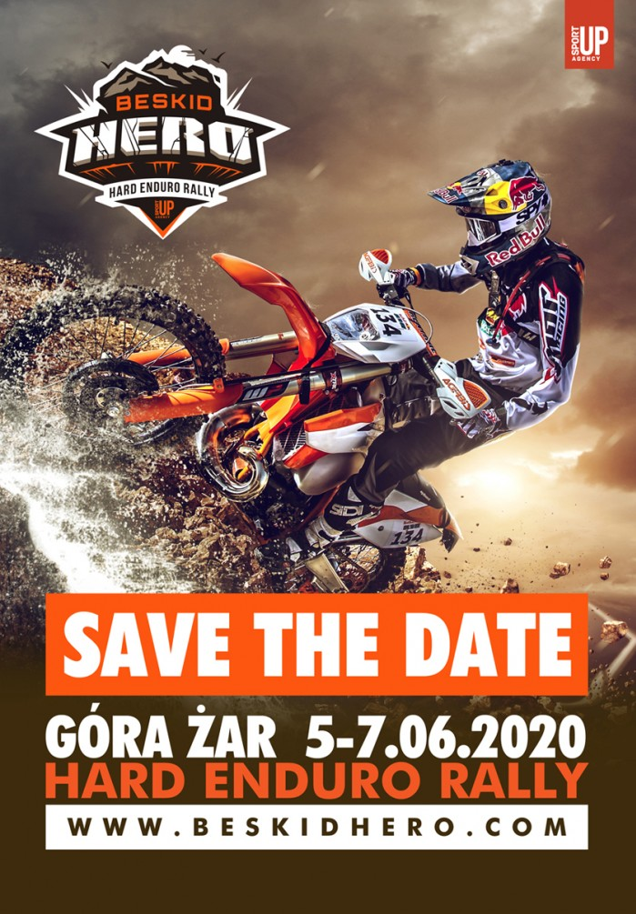 Beskid HERO 2020 plakat
