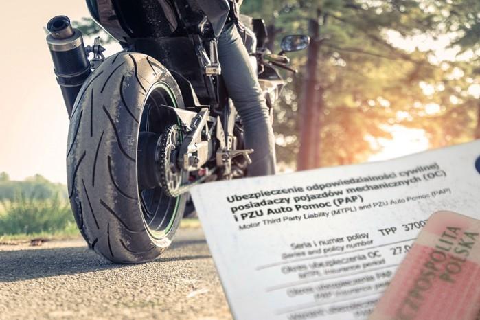 ubezpieczenie motocykla