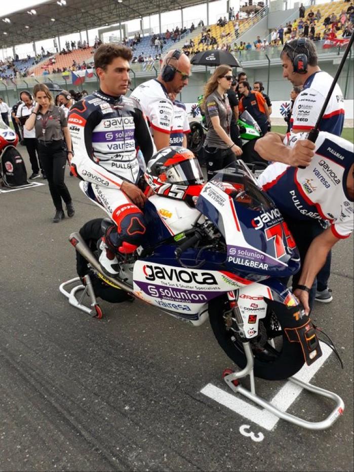 MotoGP Moto3 Katar Albert Arenas