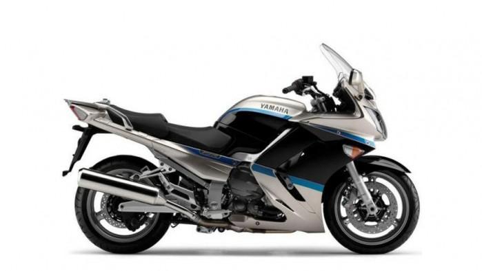Yamaha FJR1300 09 1