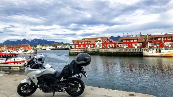 Norwegia i Finlandia na motocyklu 078