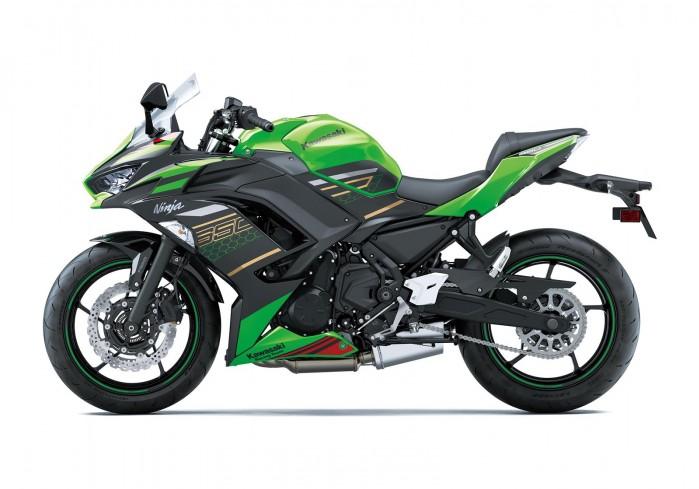 2020 Ninja 650 GN1 STU  2