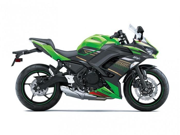 2020 Ninja 650 GN1 STU  4