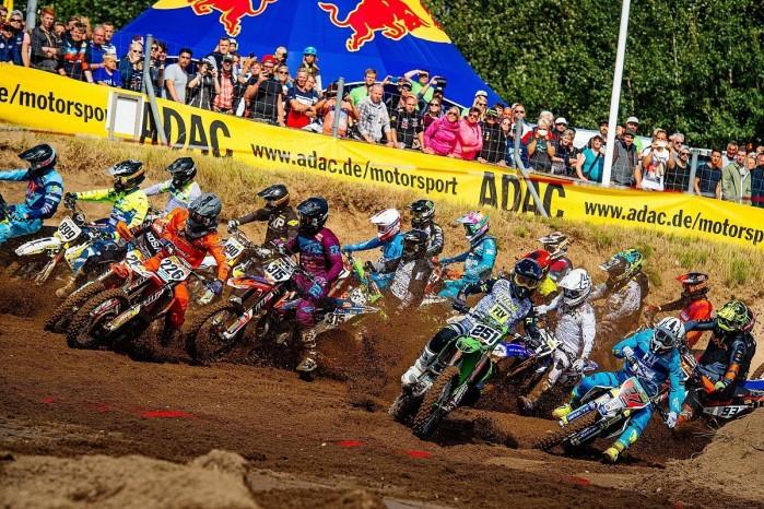 ADAC MX Masters race