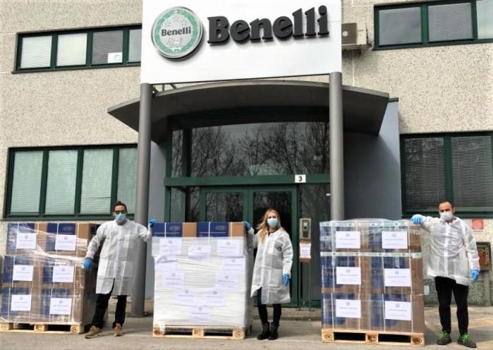 Benelli pomoc