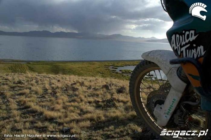 jezioro Song Kul Kirgistan