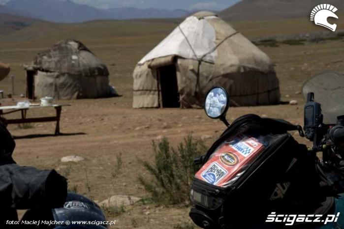 jurty Kirgistan