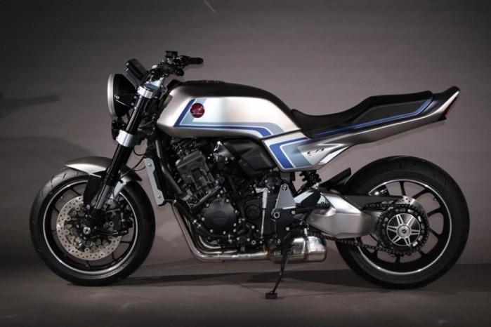 Honda CB.F 5