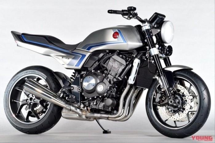Honda CB.F 7