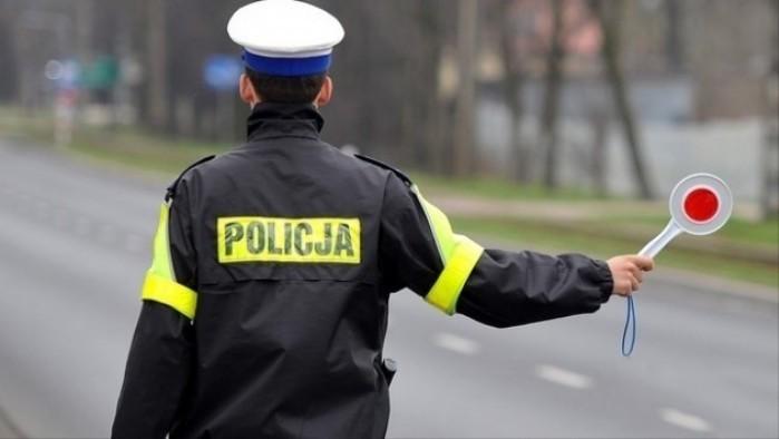 Policja kontrola z