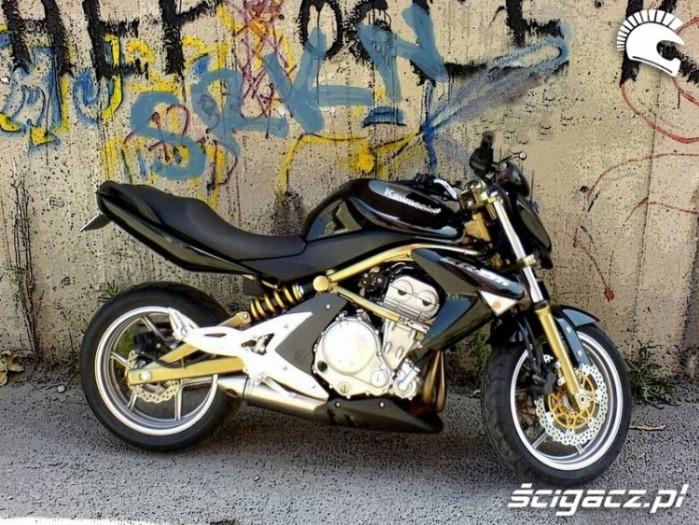 uzywane Kawasaki ER6