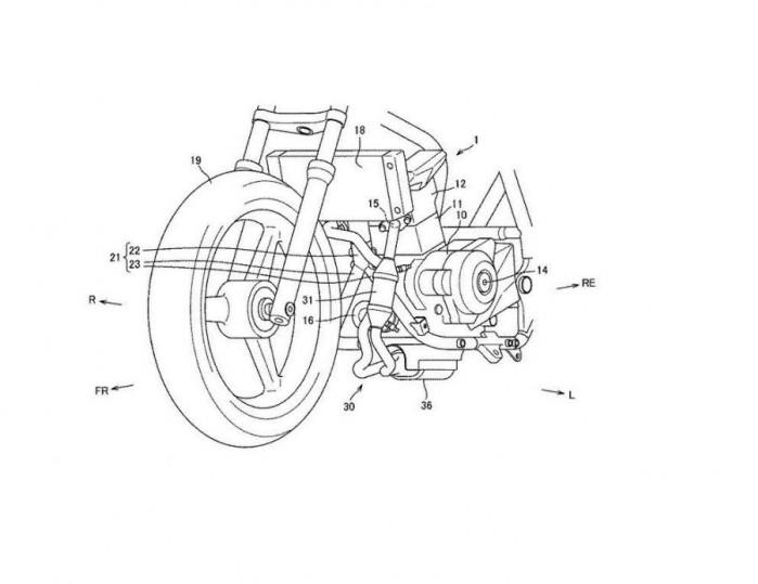 suzuki 250cc Euro5 engine 01