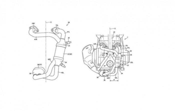 suzuki 250cc Euro5 engine 02