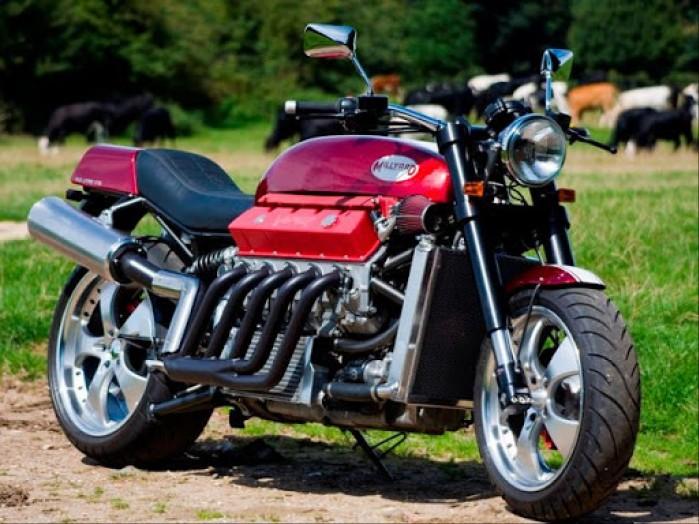 Millyard Viper V10 4