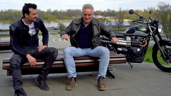 Jaroslaw Kret i Barry